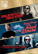 Escape From New York / Road House / The Terminator