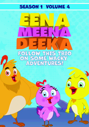 Eena Meena Deeka: Season One, Volume Four