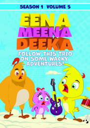 Eena Meena Deeka: Season One, Volume Five