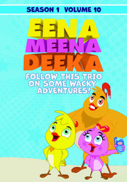 Eena Meena Deeka: Season One, Volume Ten