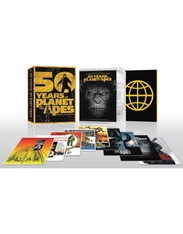 Planet of the Apes: 50 Years 9-Movie Collection