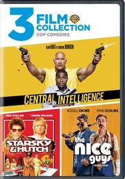 3 Film Collection: Central Intelligence / Starsky & Hutch / The Nice Guys